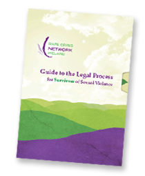 RCNI Guide to the Legal Process for Survivors of Sexual Violence